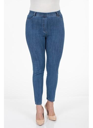 Vitrin XL Pantolon İndigo